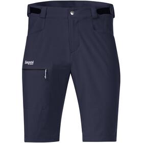 Bergans Slingsby LT Softshell Shorts Men Dark Navy/White